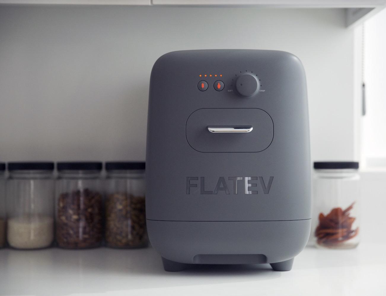 flatev – The Artisan Tortilla Maker