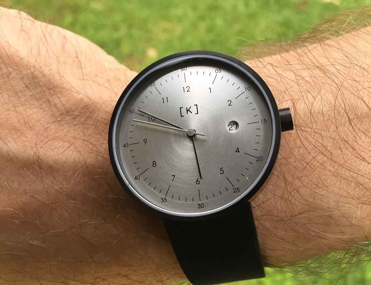 iKi A Series Minimalist Watches