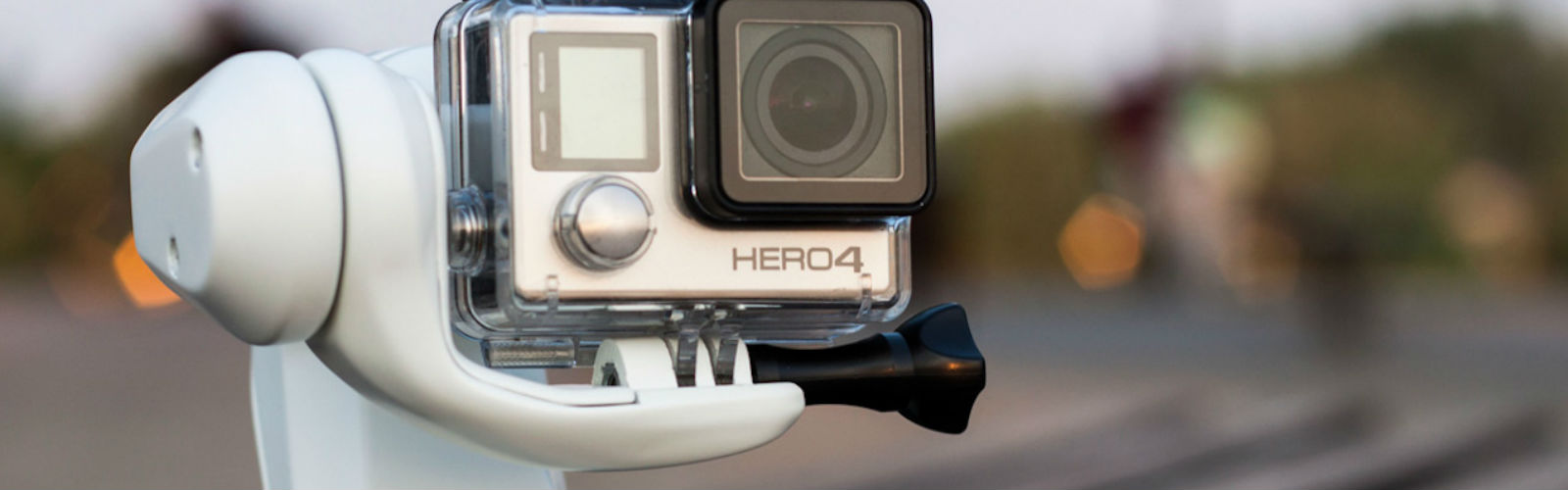 Sybrillo Is an Intelligent Gimbal for Stable GoPro Footage