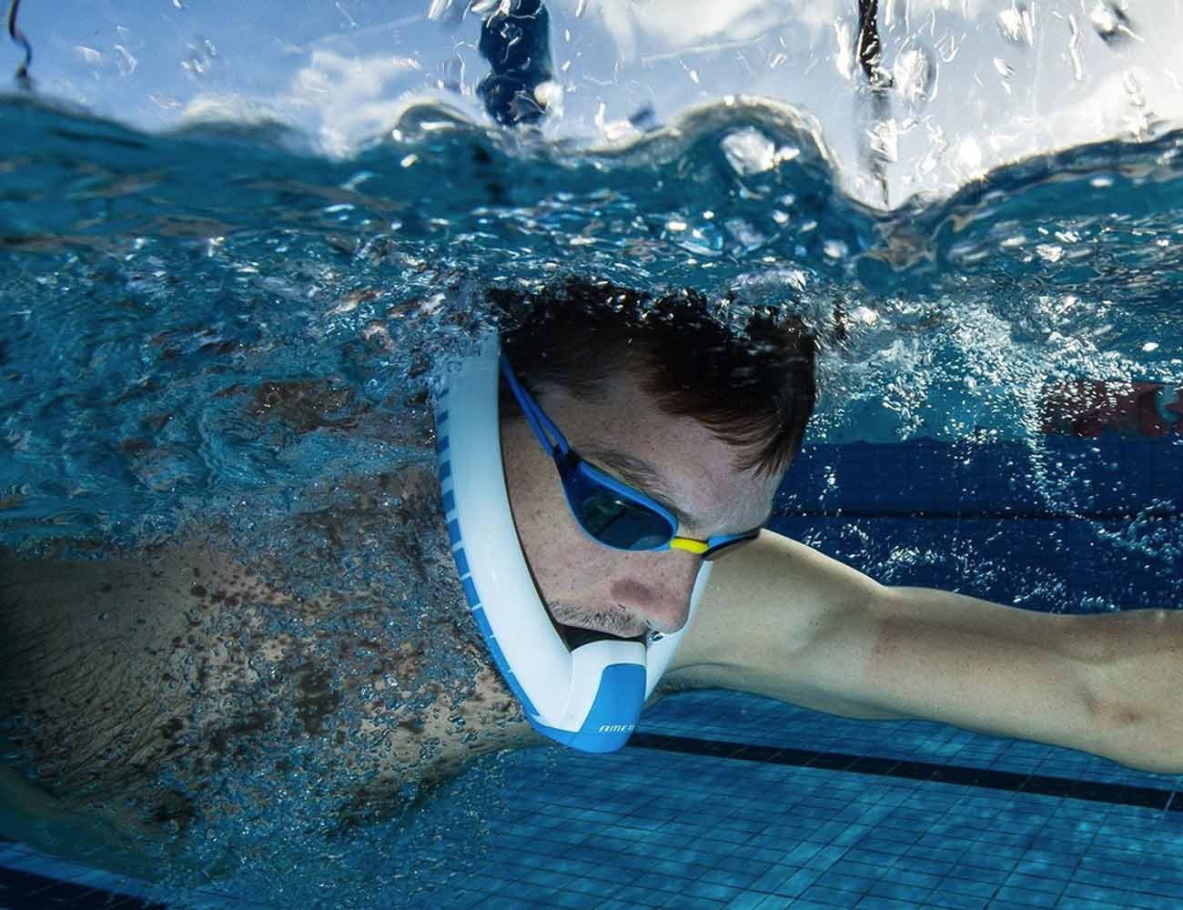 AMEO POWERBREATHER Swimming Device