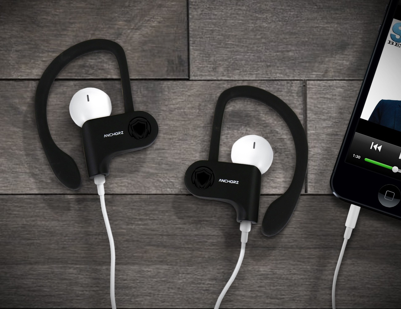ANCHORZ – Securing Apple EarPods with Style