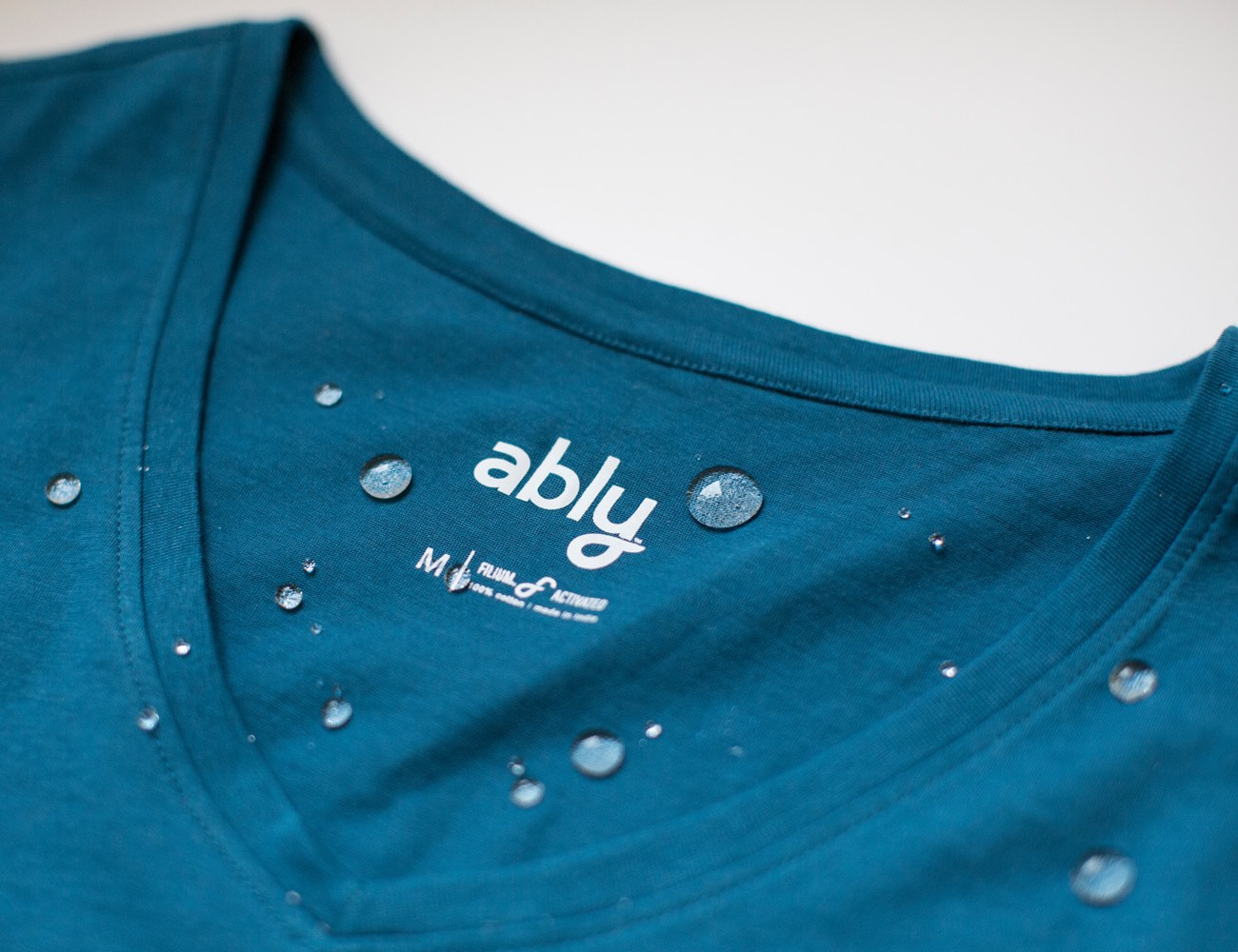 Ably – Unbelievably Odor & Stain Repellant Natural Apparel