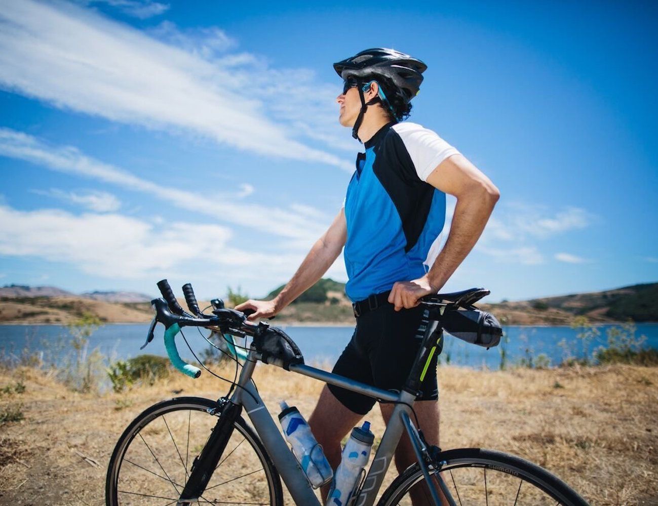 AfterShokz TREKZ Open-Ear Bluetooth Headphones