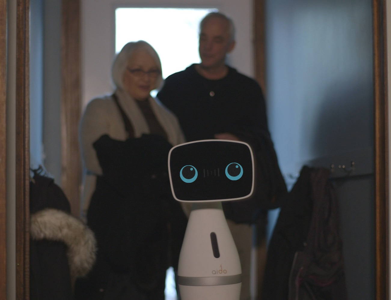 Aido – Next Gen Home Robot