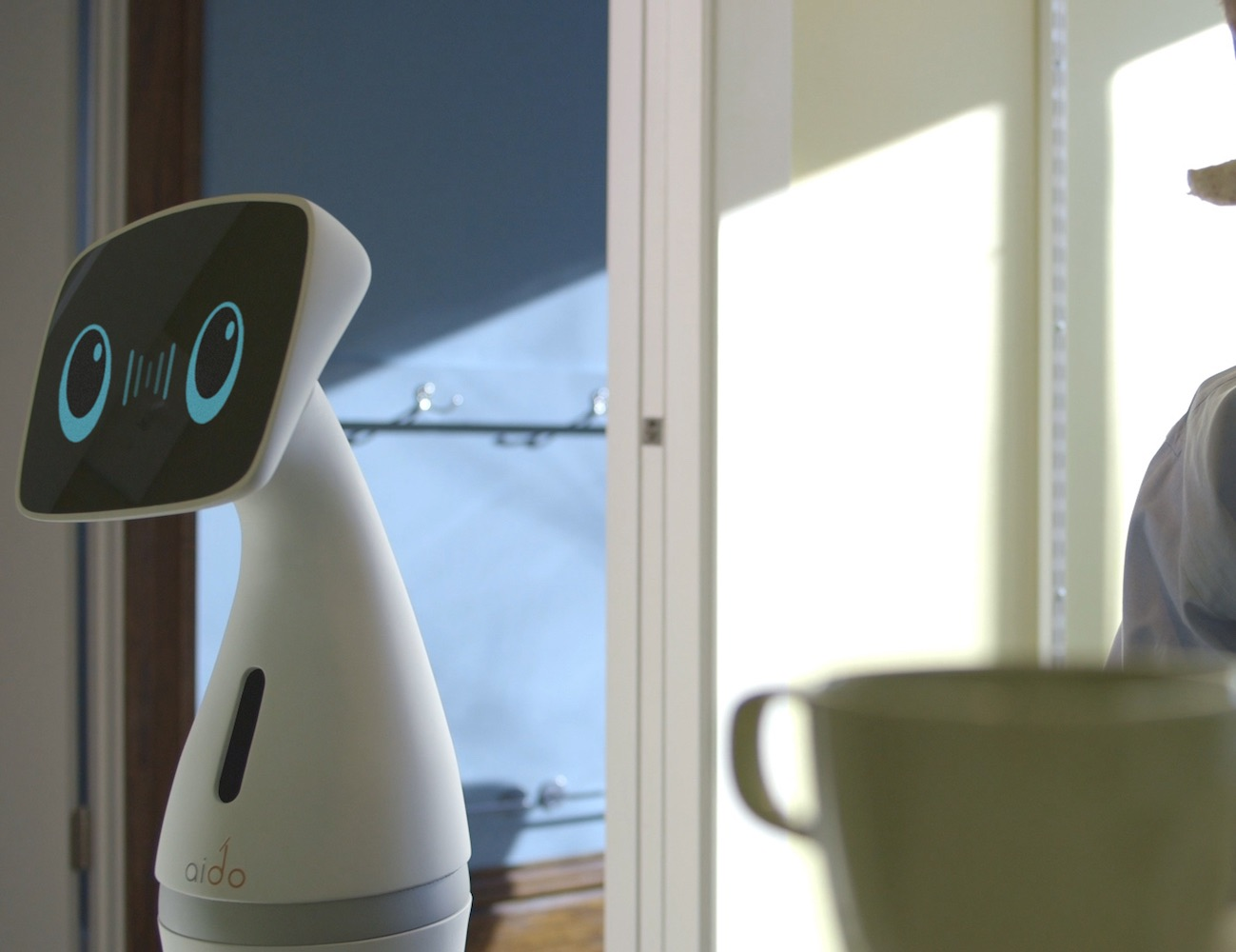 Aido – Next Gen Home Robot