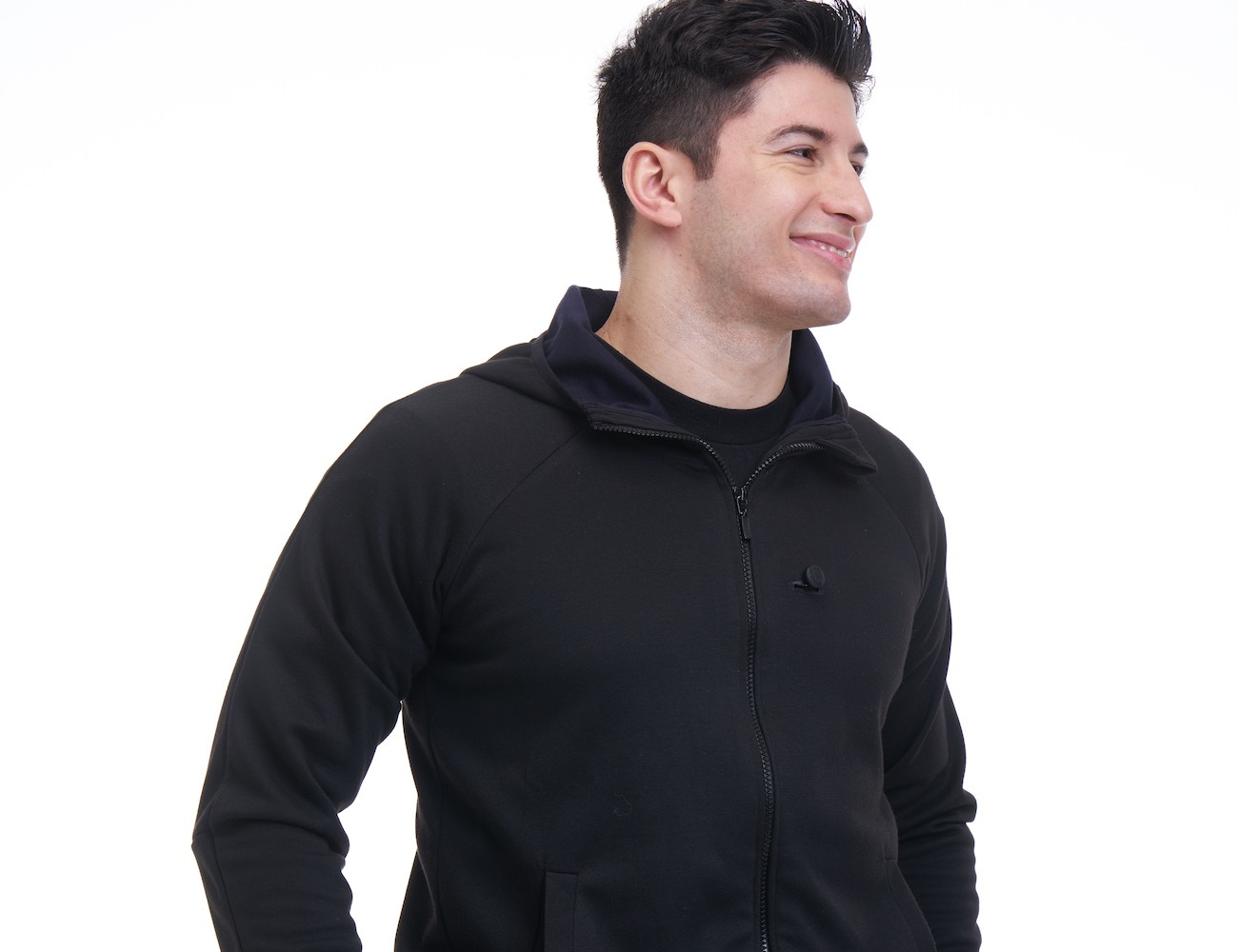 AiraWear – World's First Massage Hoodie