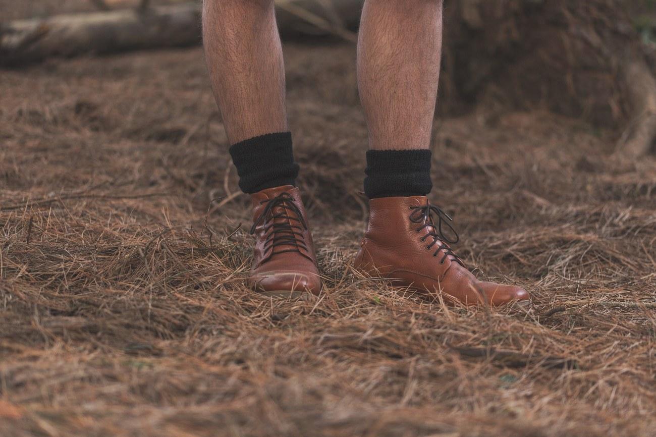 All Black Socks For Hardworking Professionals & World Travelers