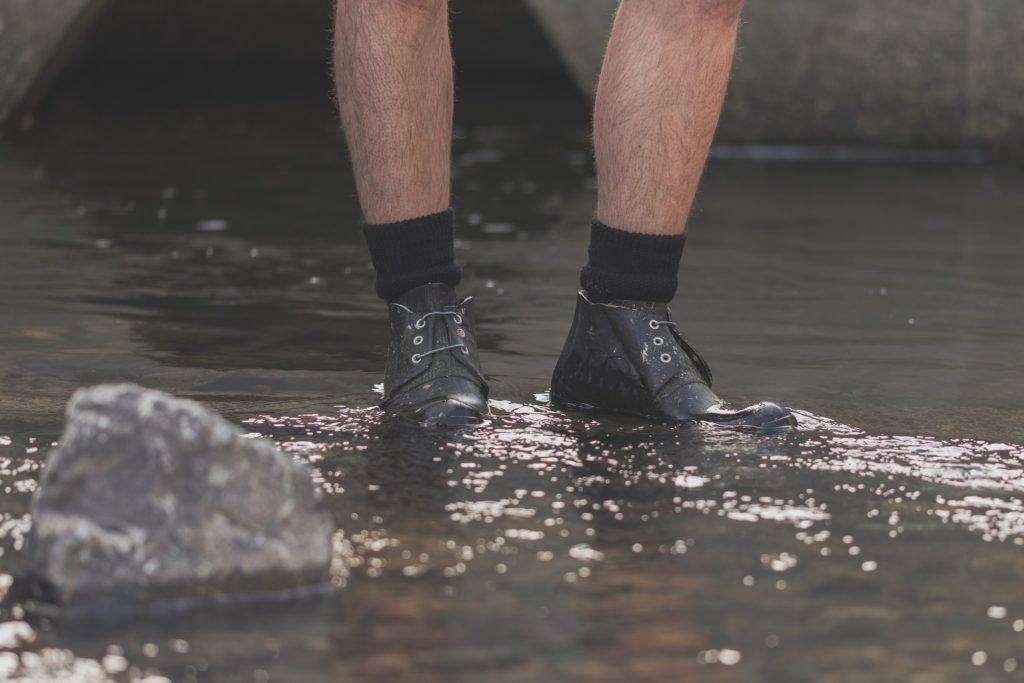 All Black Socks For Hardworking 14