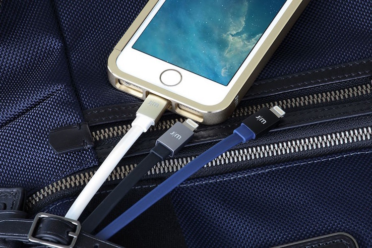 AluCable Flat Lightning Cable
