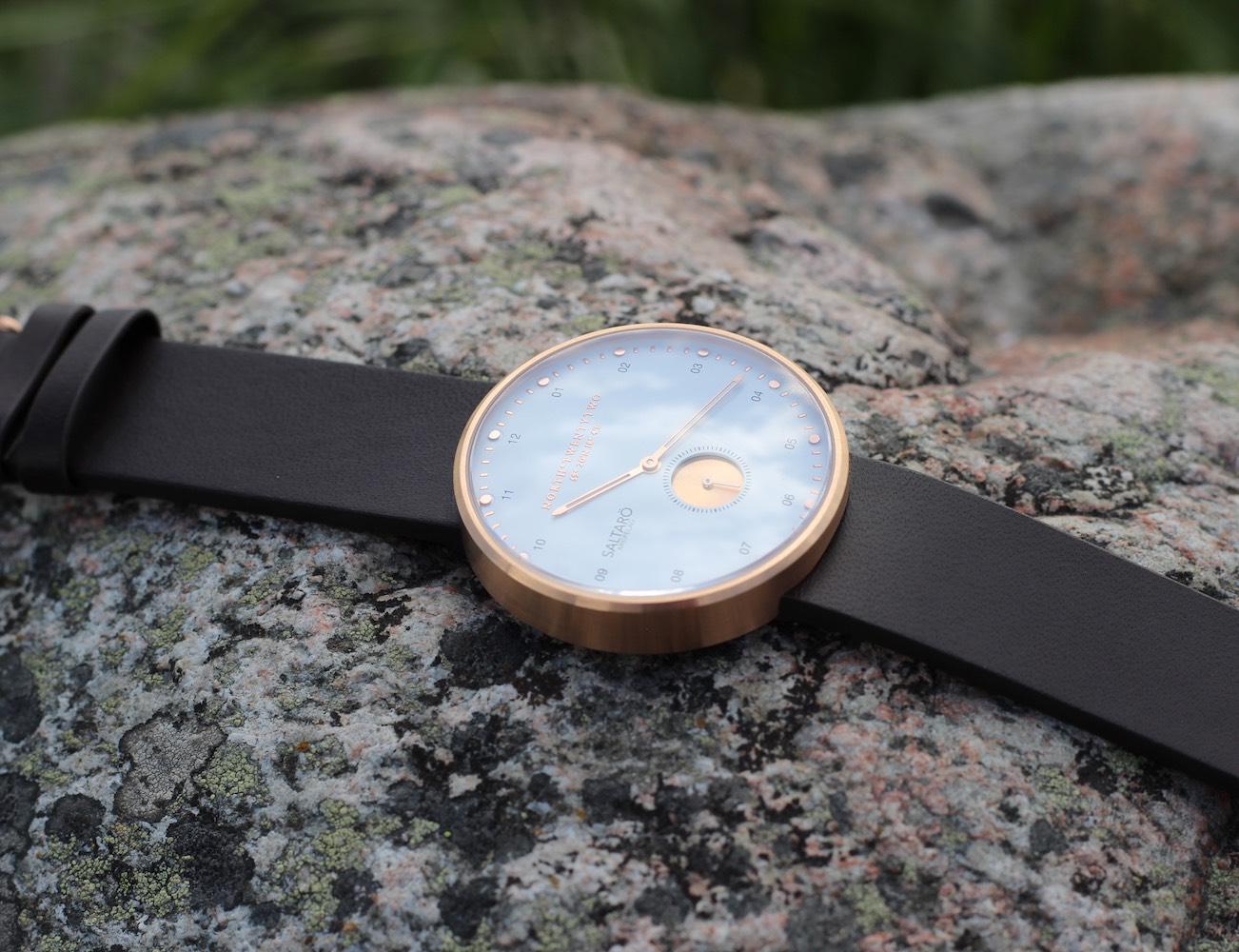 Arkipelag – Swedish Minimalistic Watch Collection