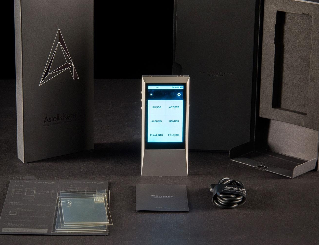 Astell & Kern AK Jr Hi-Res Music Player