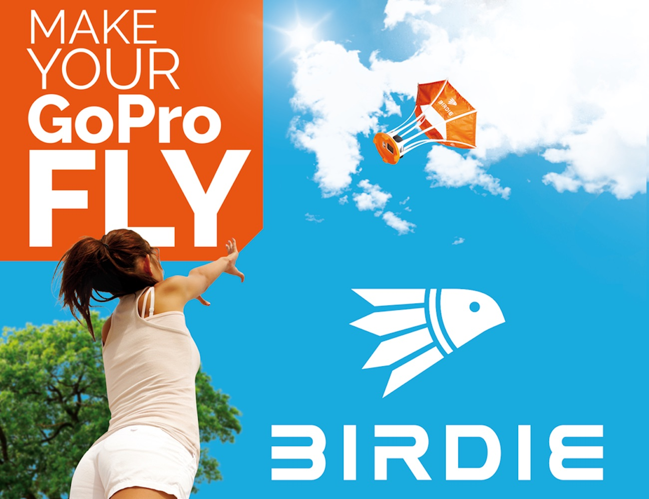 Birdie – Make Your Camera Fly!