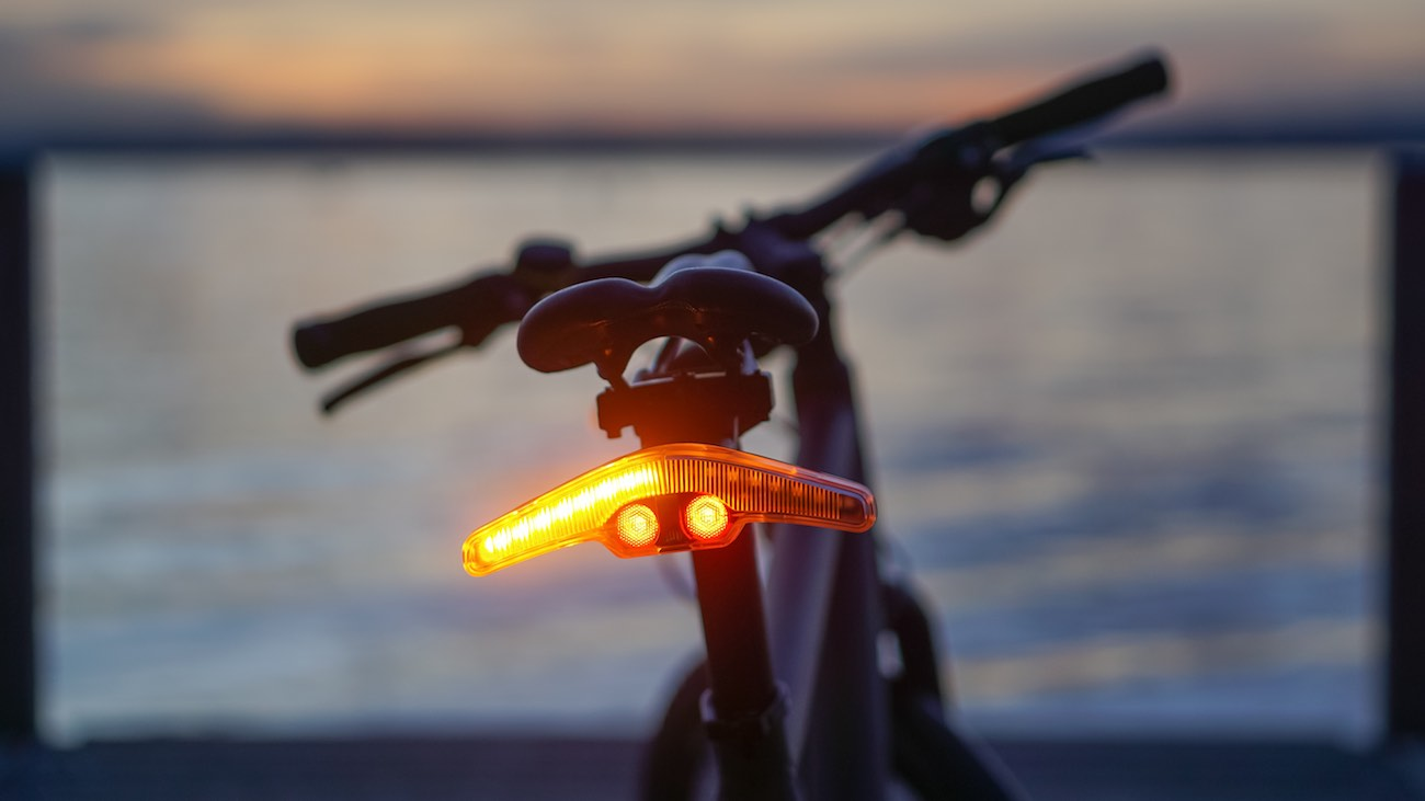 Blinkers Bike Lighting System