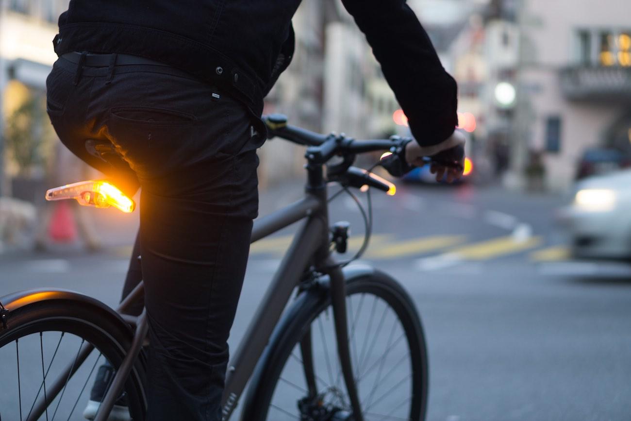 Blinkers Bike Lighting System