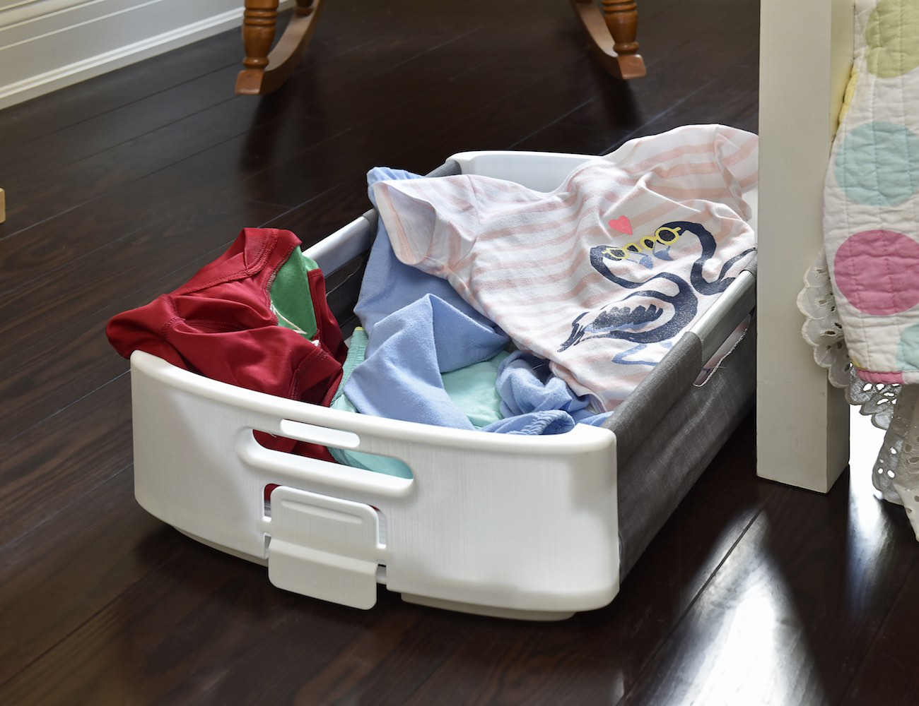 CLOZE Basket – Reconfigurable Laundry Basket