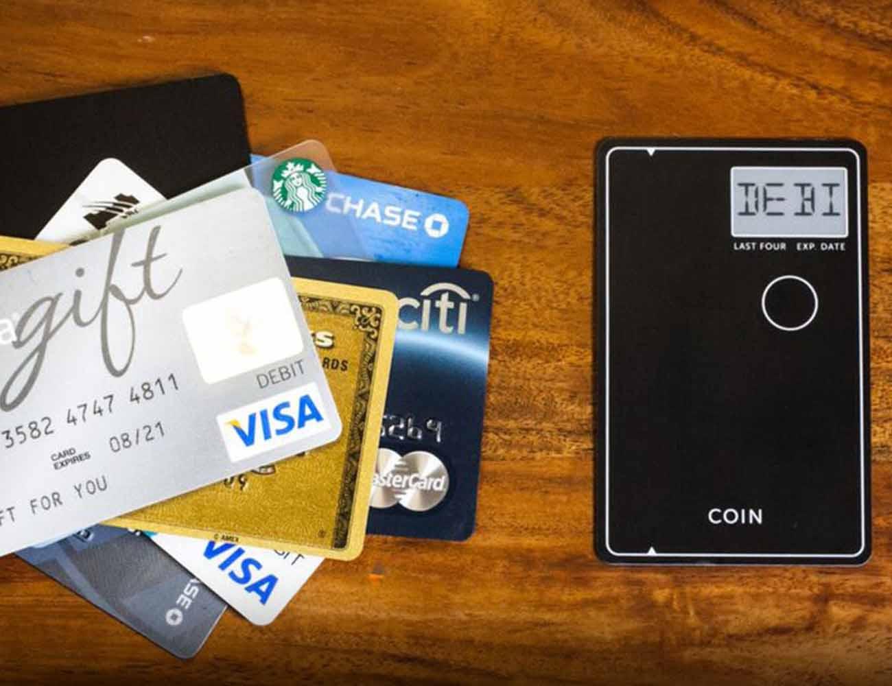 Coin – A Single Coin To Lighten Your Wallet
