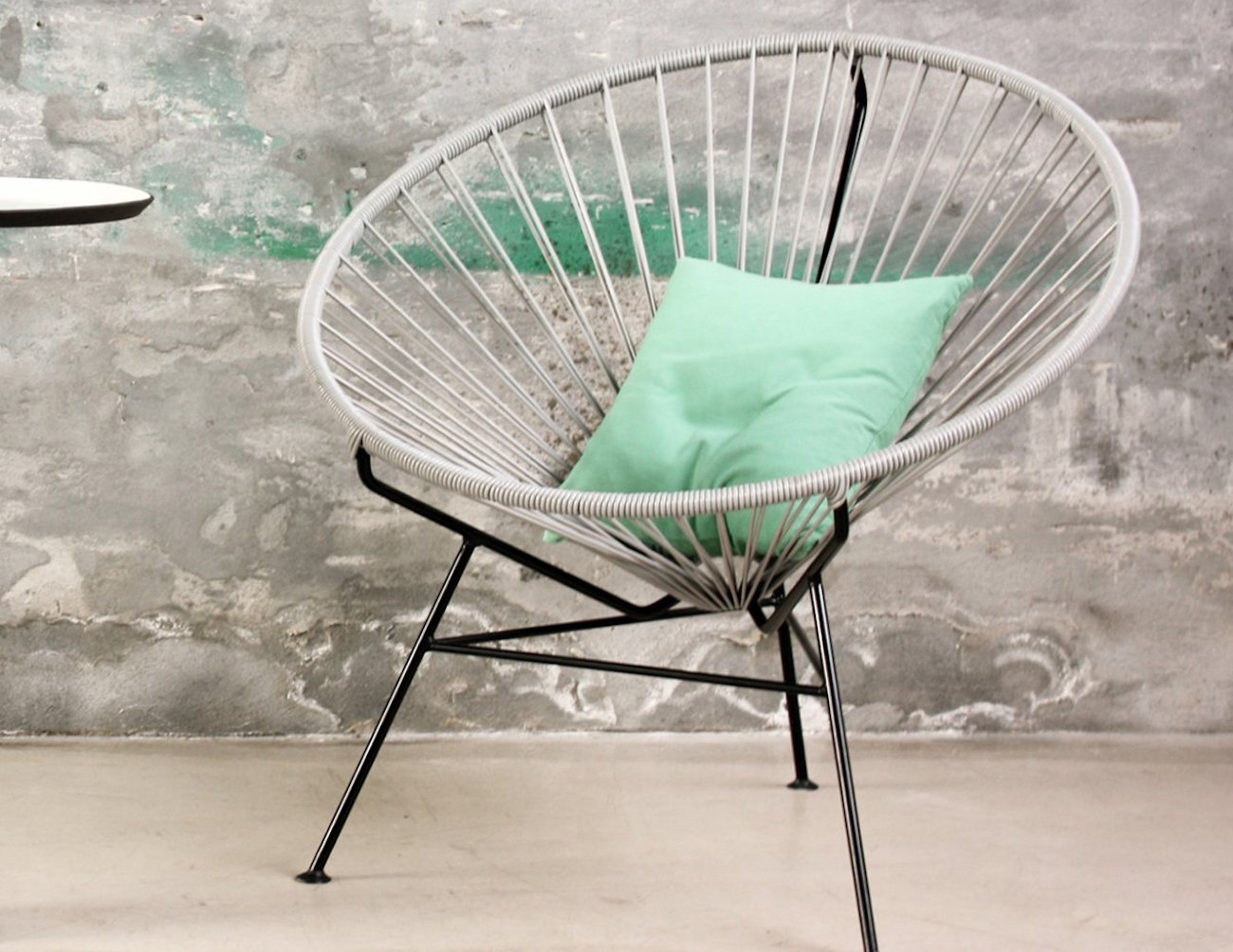 Condesa Lounge Chair by OK Design