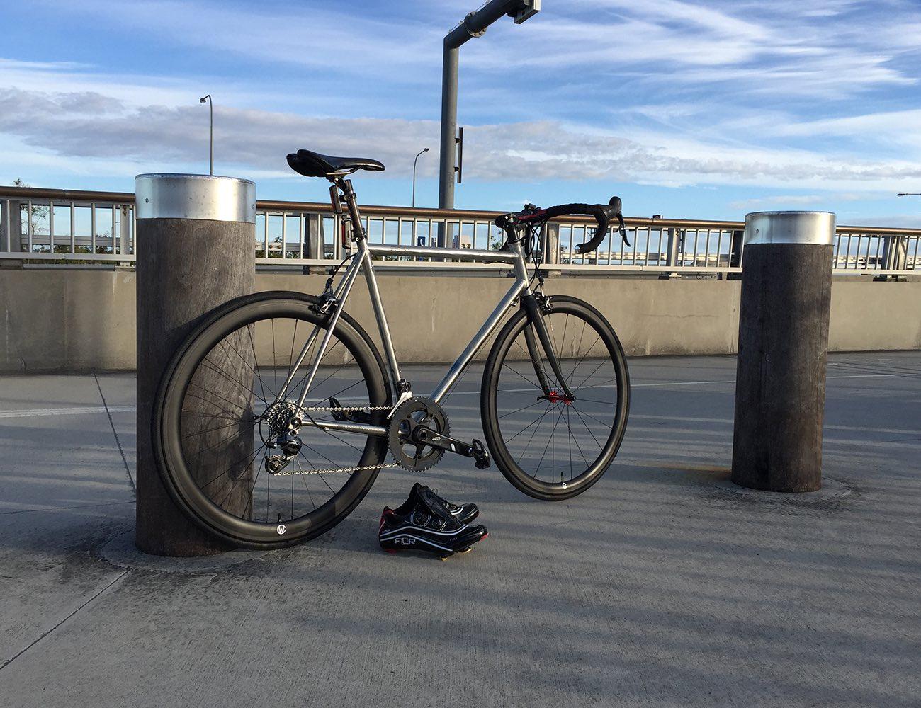 Craftworx ULTIMA Carbon Wheel