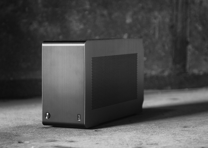 DAN Cases A4-SFX – The World's Smallest Gaming Tower Case