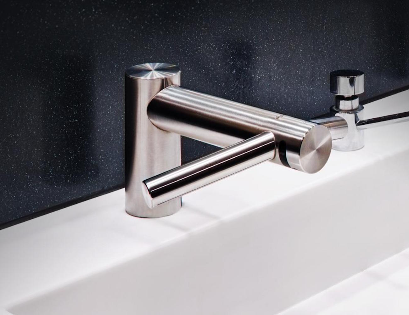 Dyson Airblade Tap with Built-In Hand Dryer