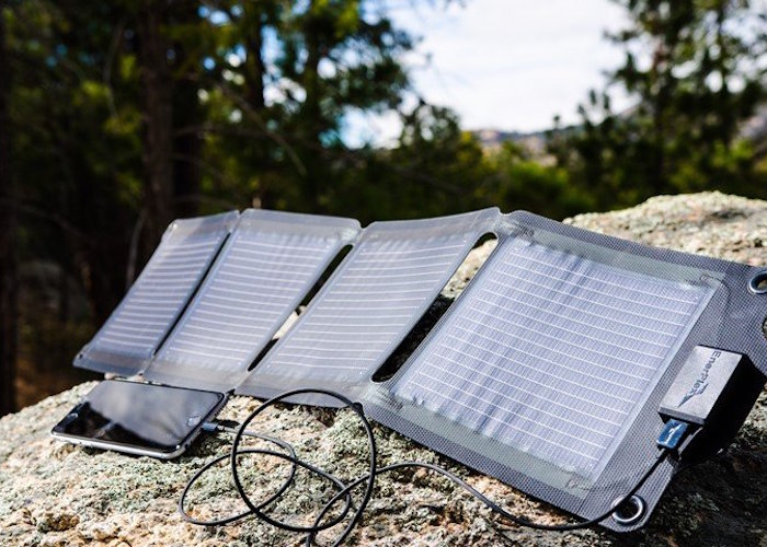 EnerPlex Kickr IV USB Solar Panel