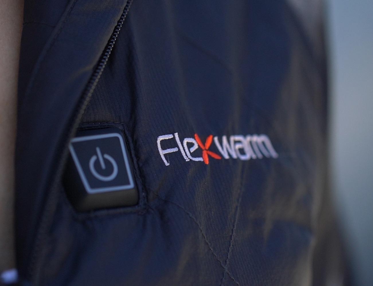 Flexwarm – World's Smartest Jacket
