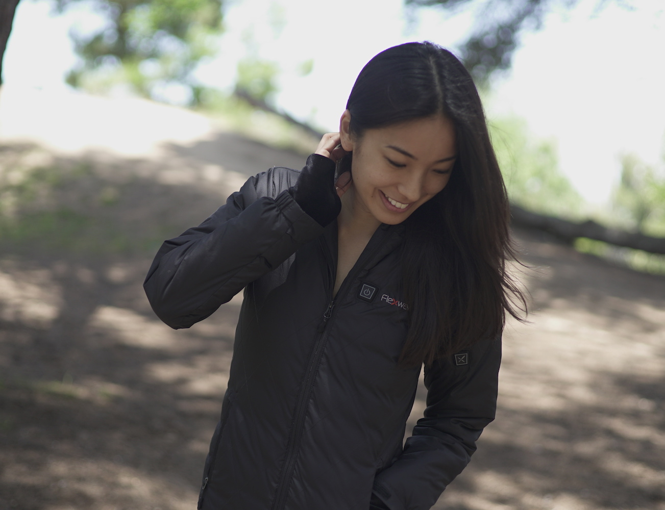 Flexwarm – World's Smartest Jacket