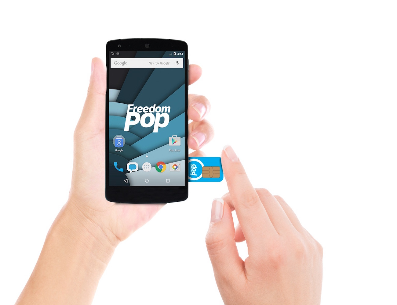 100% Free Mobile Phone Service by FreedomPop