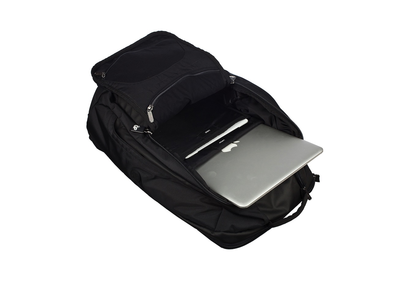 Genius Pack Travel Backpack w/ Integrated Suiter