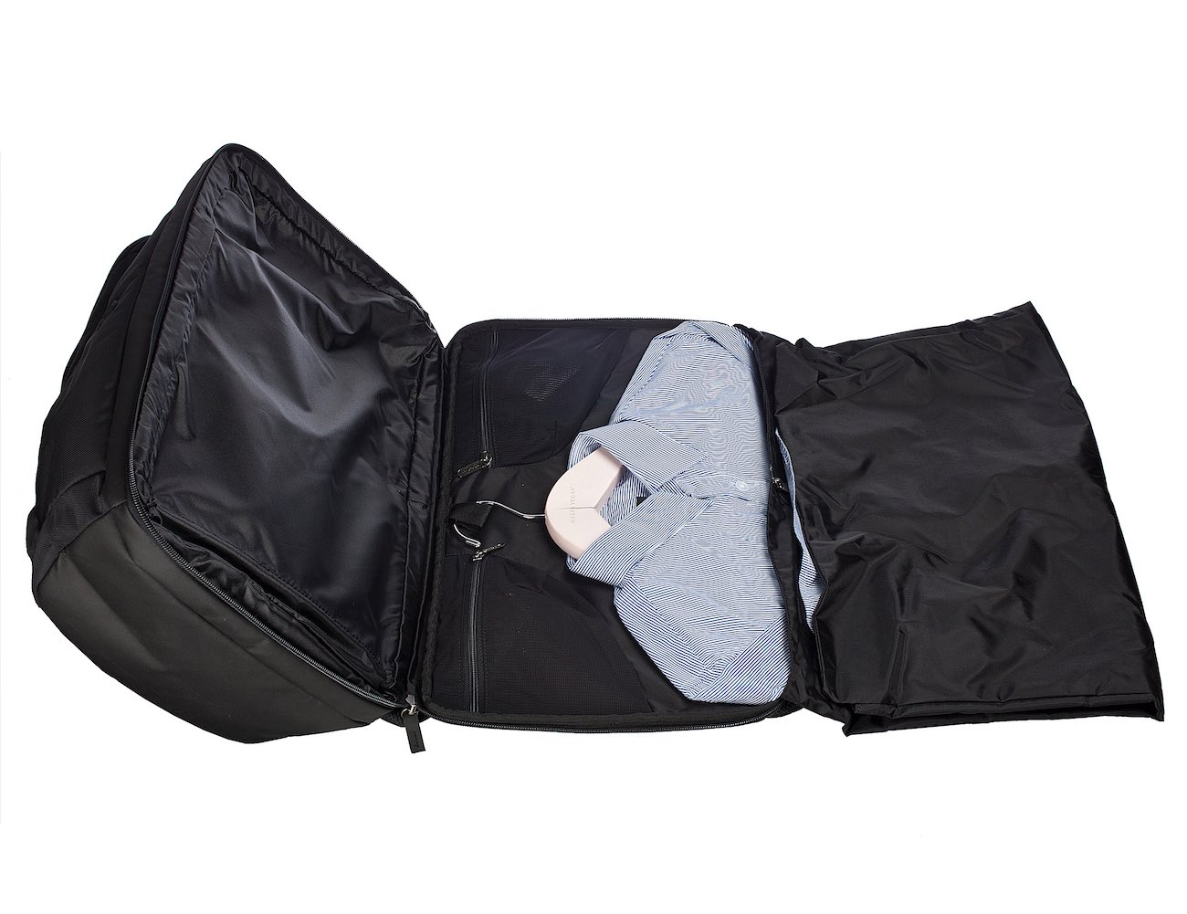 how to pack backpack travel