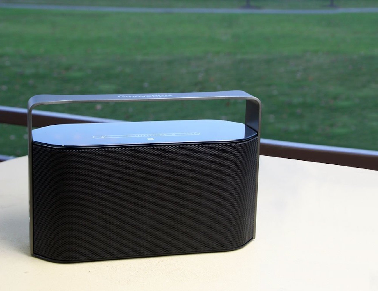 GrooveBox Bluetooth Speaker by iGroove