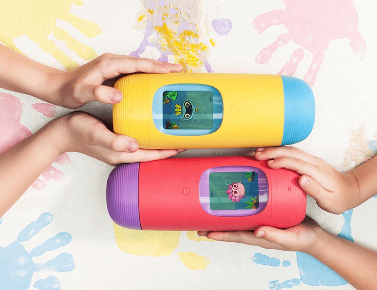 Gululu Interactive Water Bottle for Kids