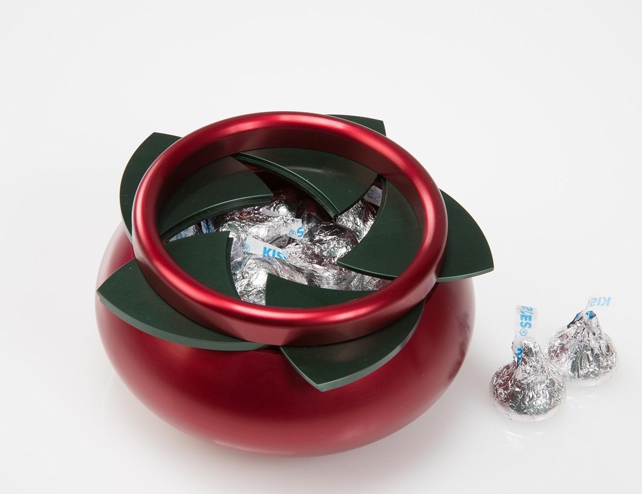 Iris Bowl – Precision Machined Aluminum; Working Aperture
