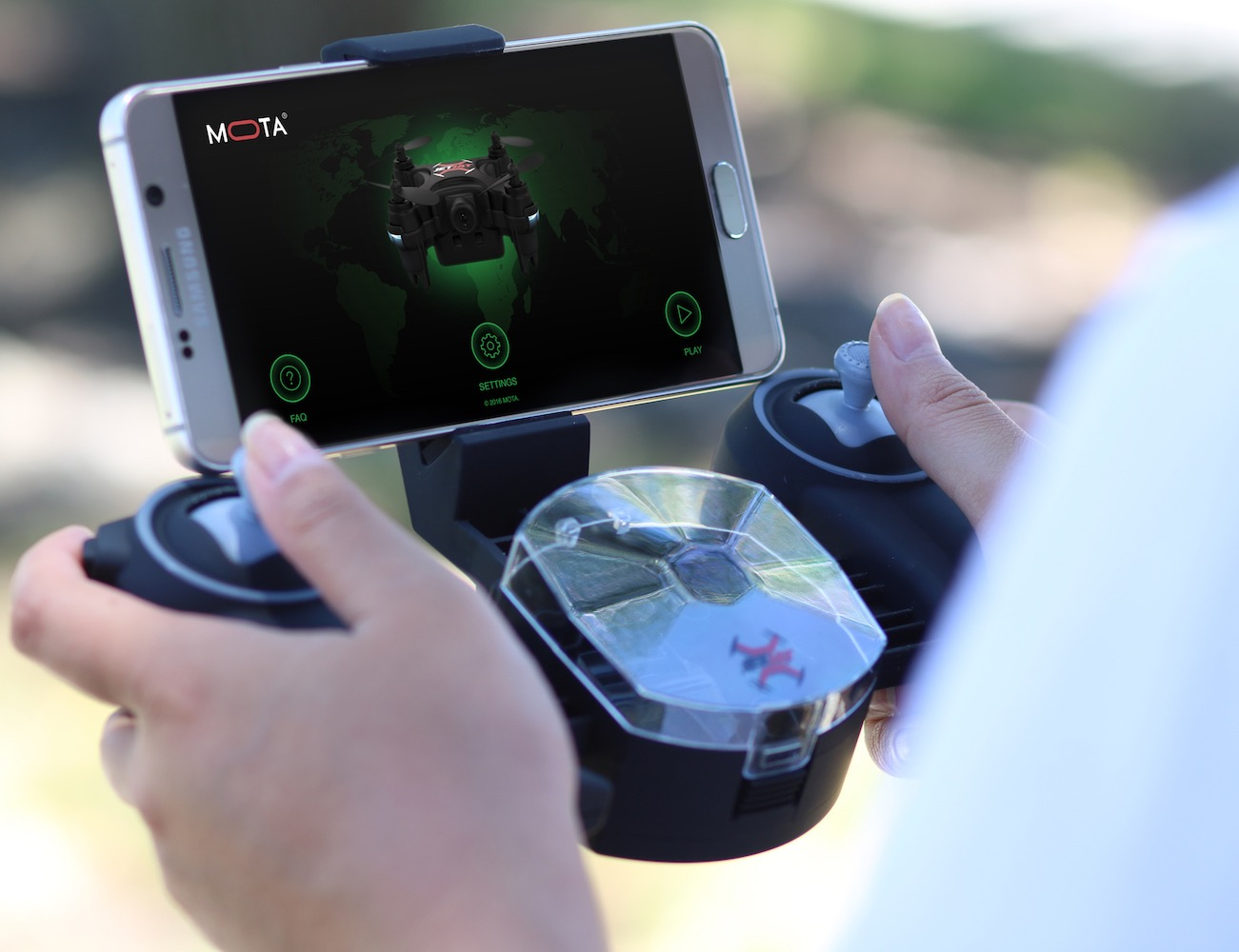 Jetjat Ultra – One-Touch Drone For Everyone!