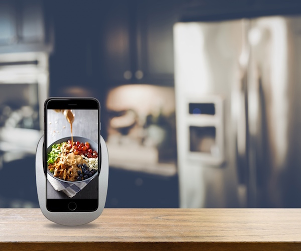 KIYOJO – Modern Day iPhone Wall Mount