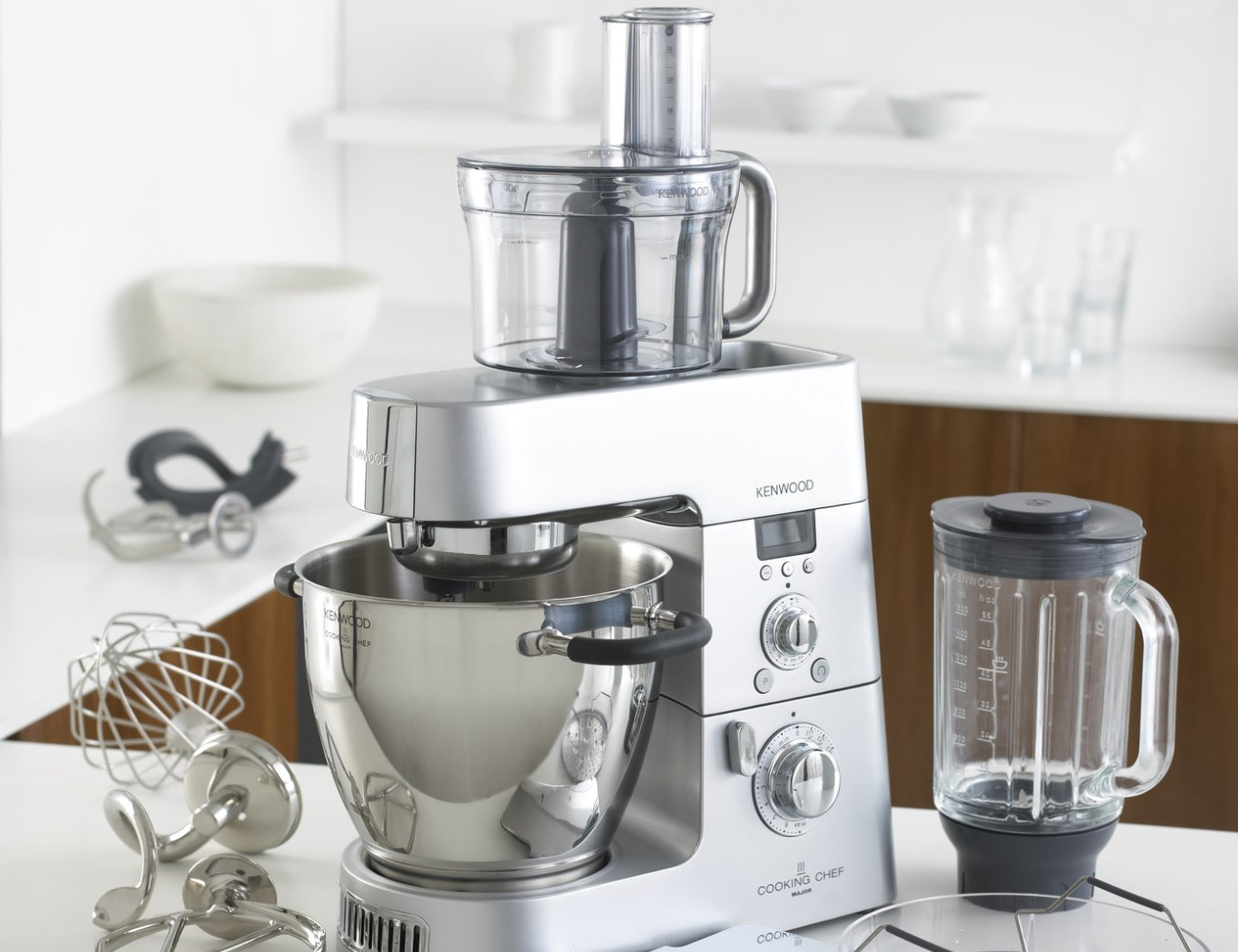 Kenwood cooking chef gadget flow for Kenwood cooking chef avis