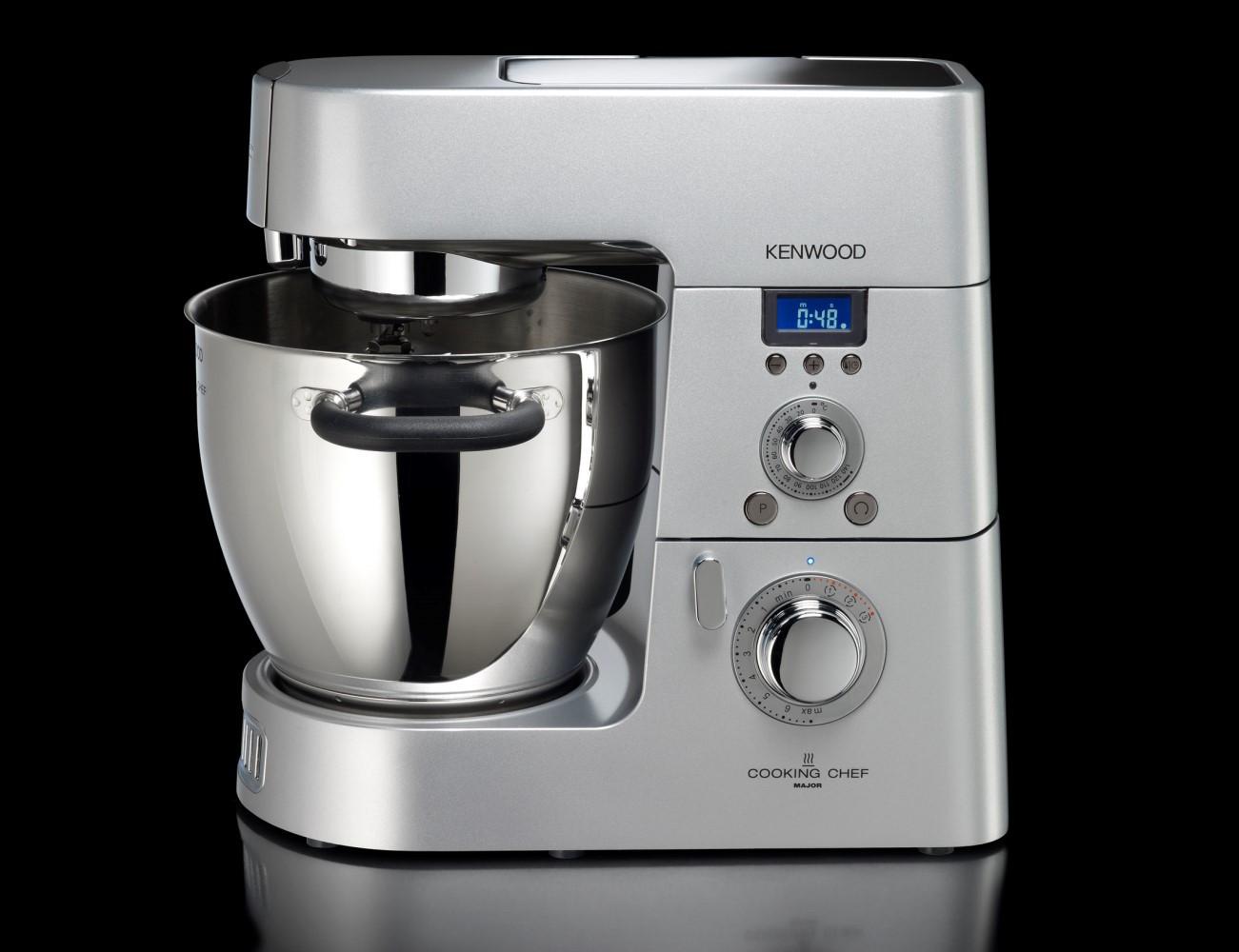 Kenwood Cooking Chef » Gadget Flow