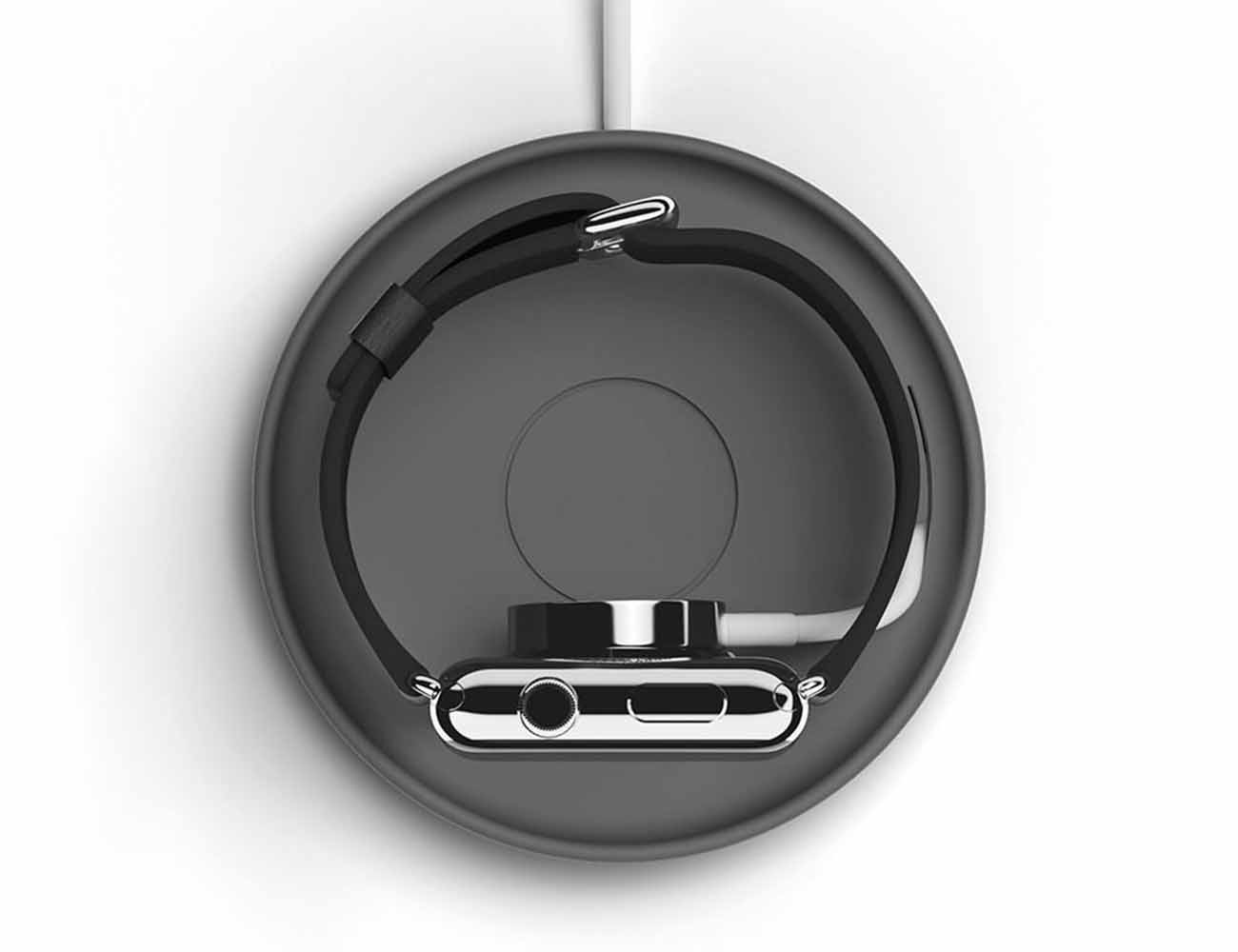 Kosta – Apple Watch Coaster by Bluelounge