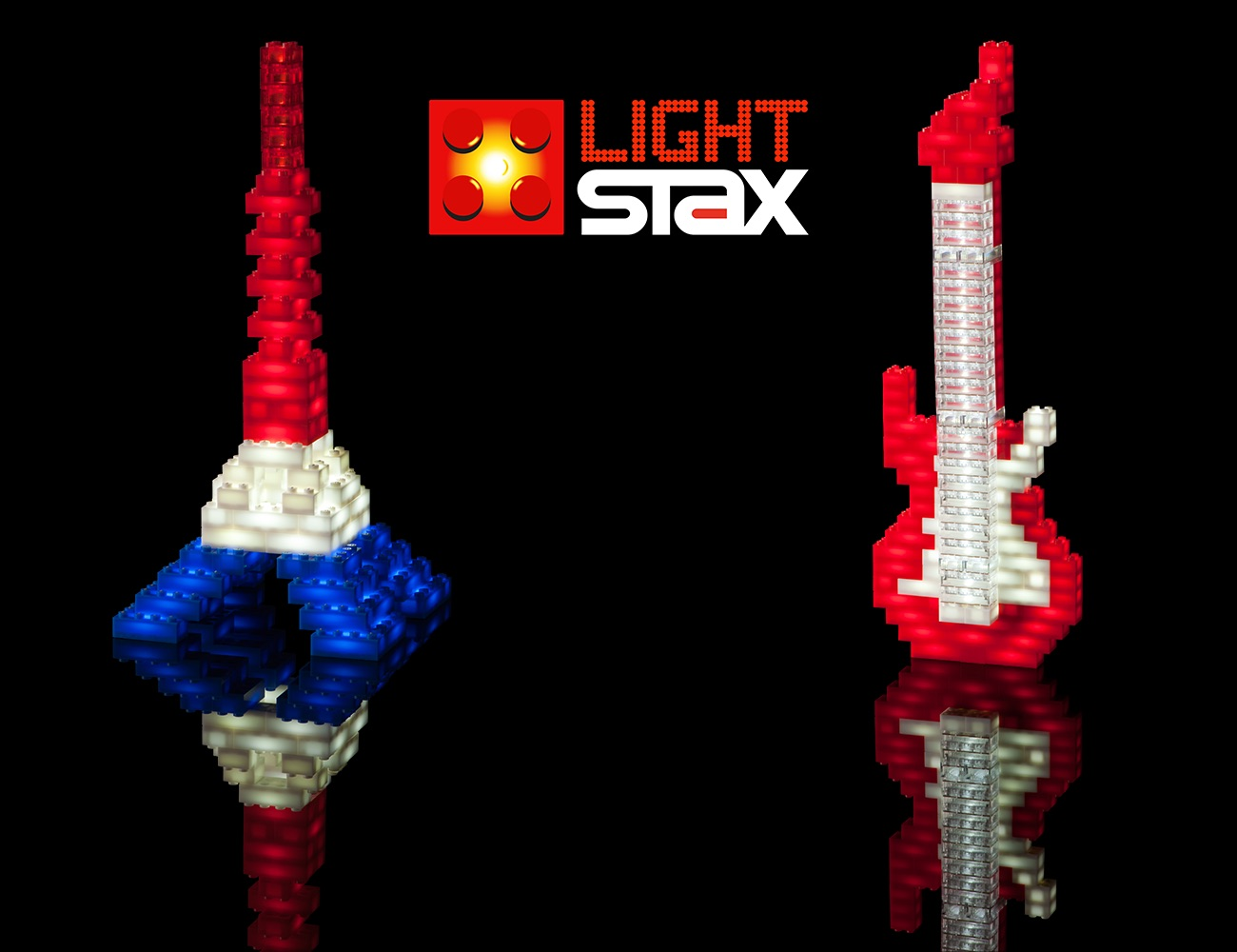 LIGHT STAX – LEGO Meets LED!