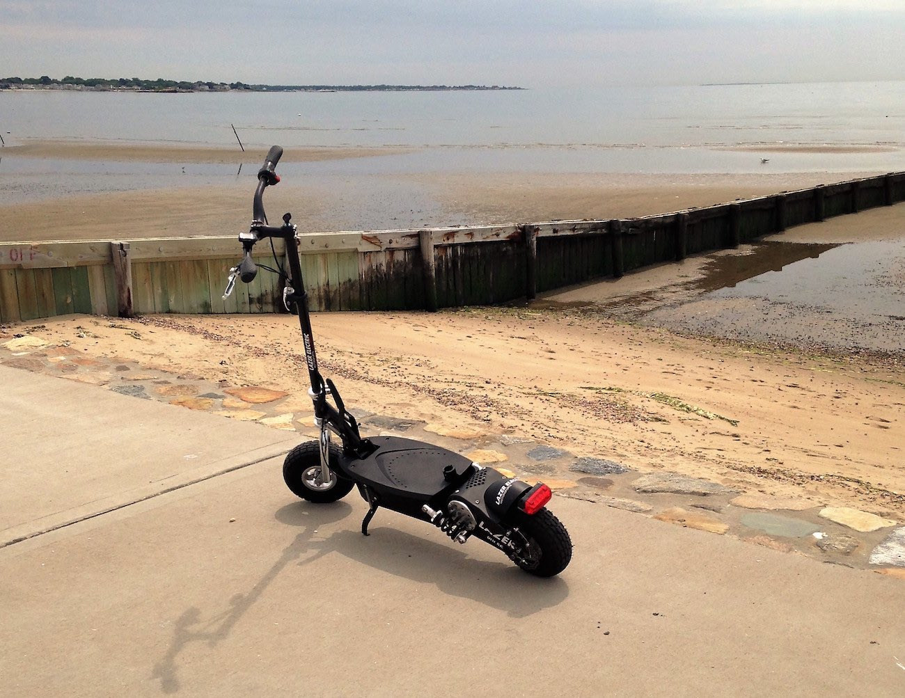 Lazer Pulse – The Most Powerful Electric Scooter