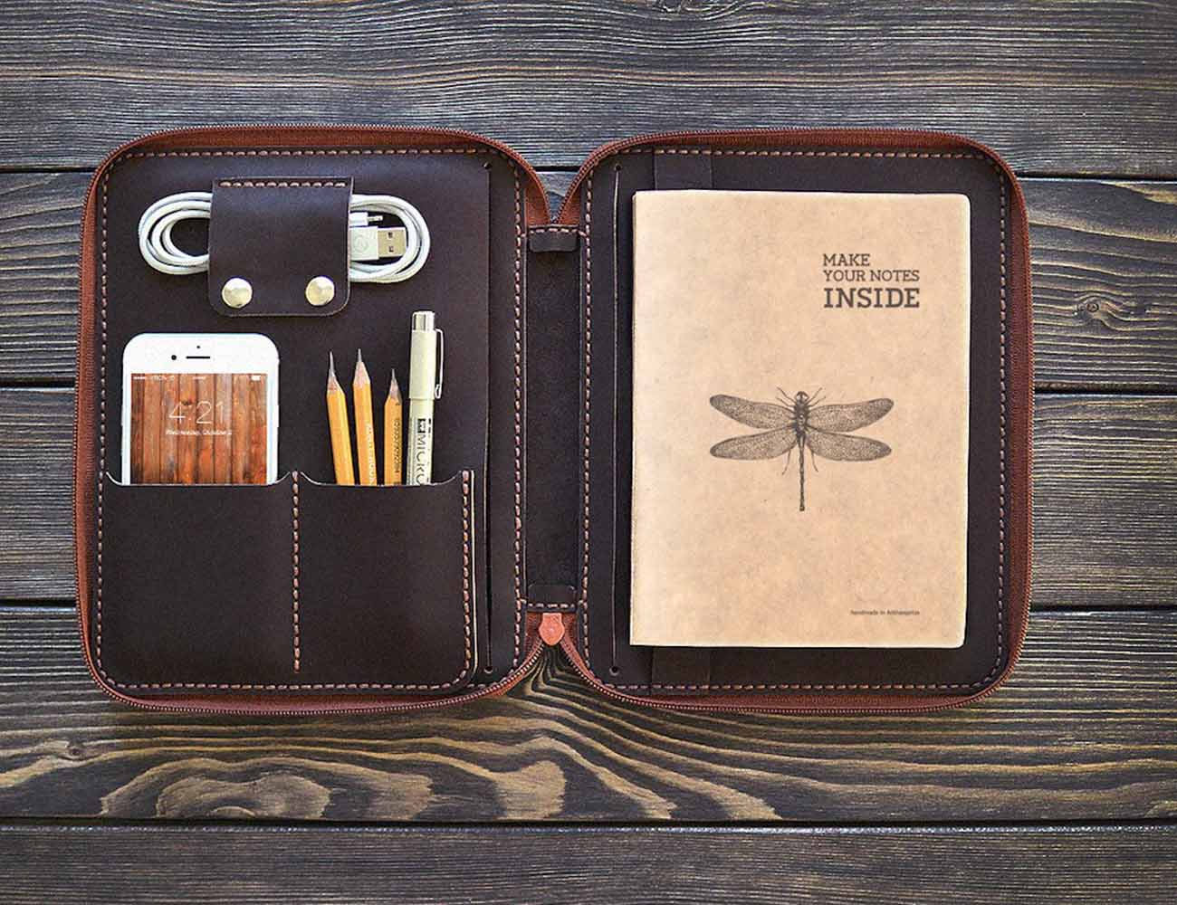 Leather+IPad+Mini+Folio+By+InSide