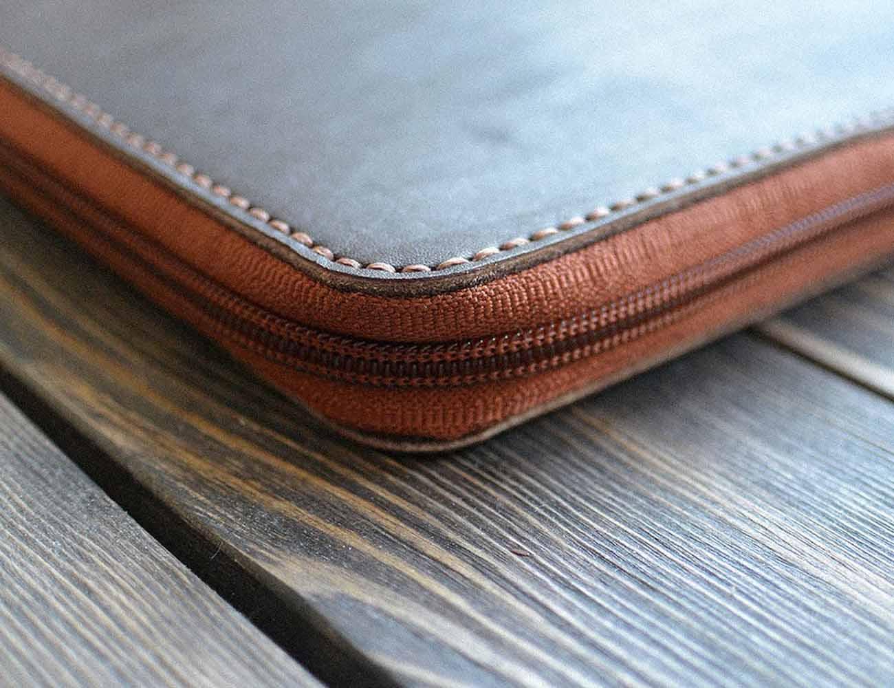 Leather iPad Mini Folio by inSide
