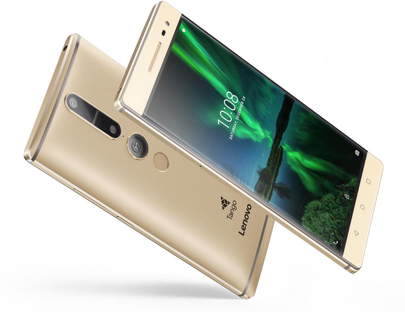 Lenovo Phab2 Pro Smartphone
