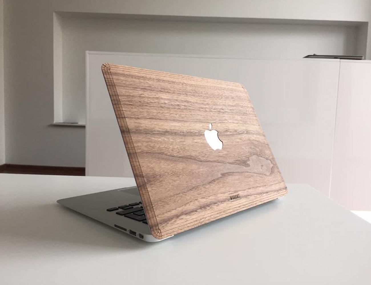 MacBook Wood Case by WOODWE
