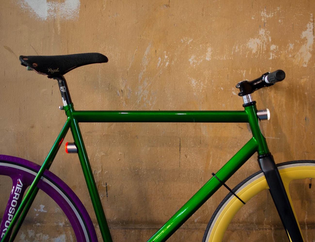 Magnetic Bike Lights by Copenhagen Parts