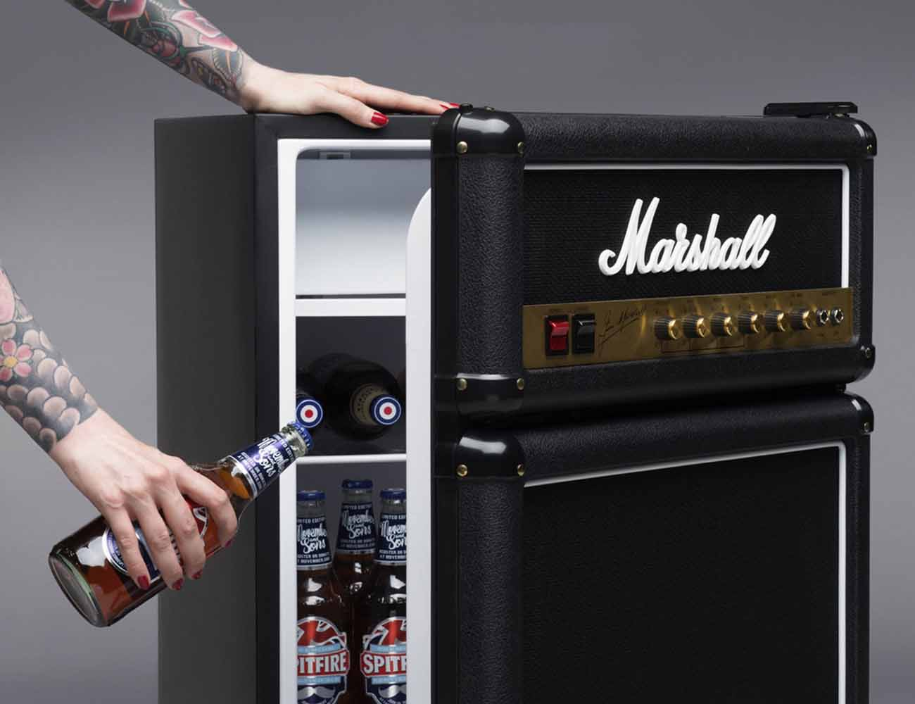 Marshall+Fridge