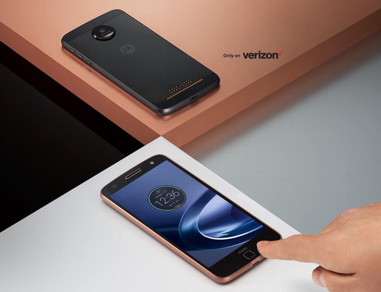 Moto Z and Moto Z Force Smartphones