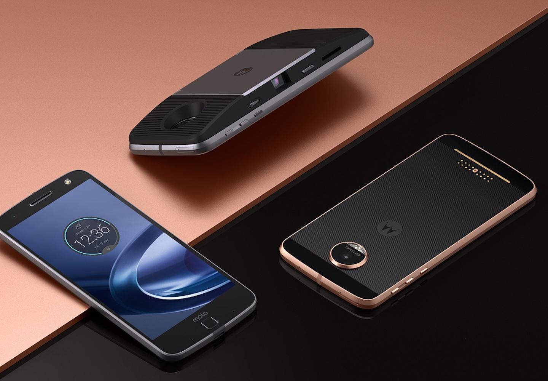 Moto Z and Moto Z Force Smartphones