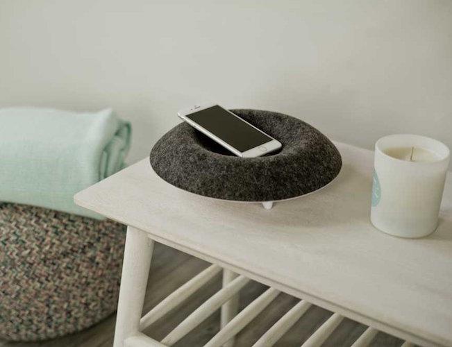 Muemma 360-Degree Bluetooth Speaker