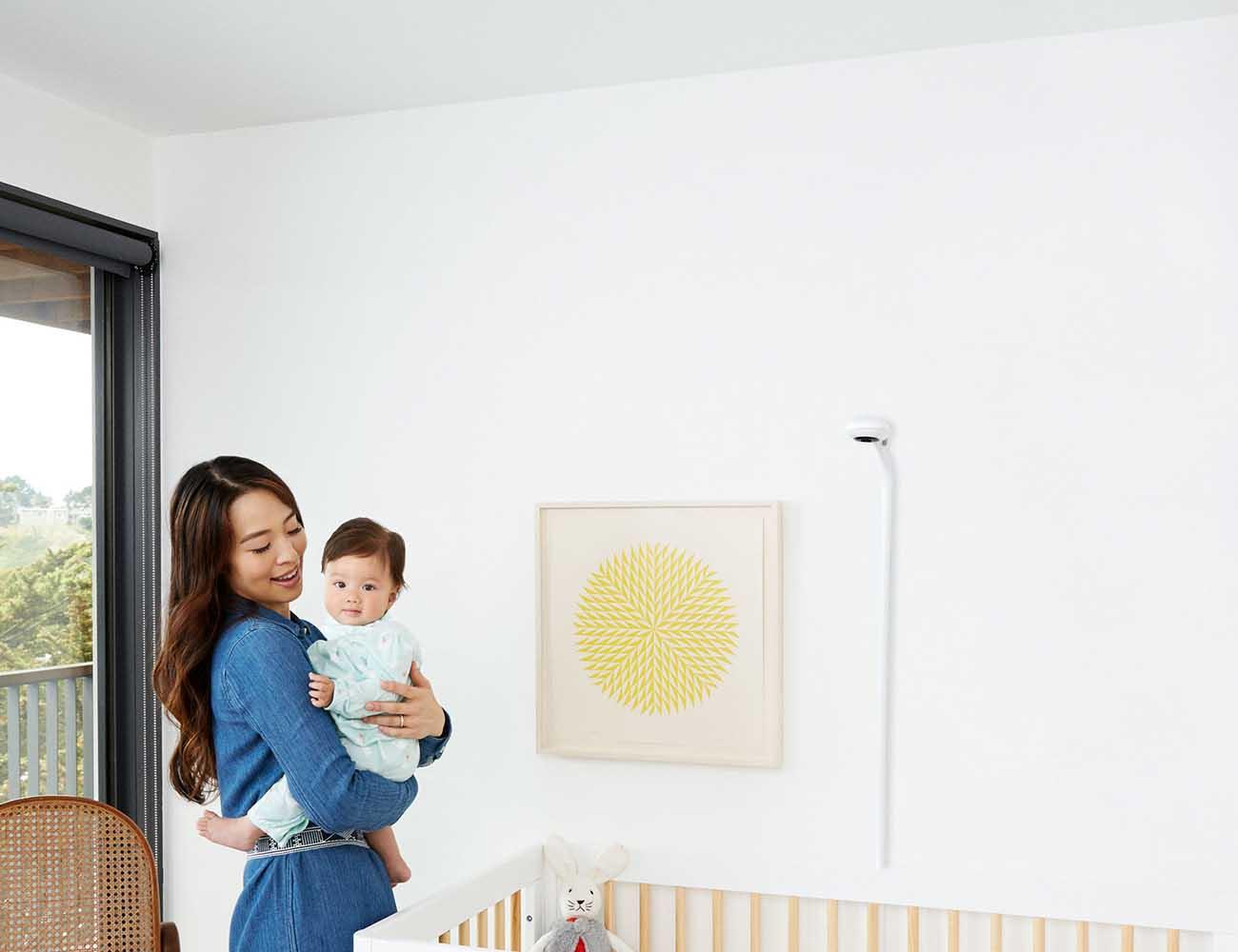 Nanit Baby Monitor and Sleep Tracker